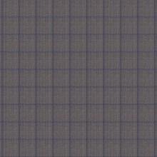 Abito luxury grigio chiaro quadro blu