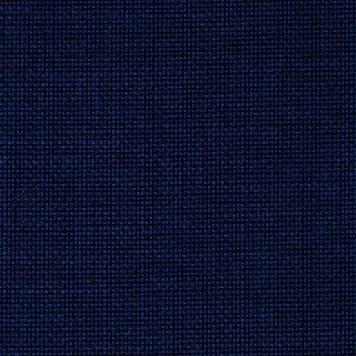 Hopsack Blu Navy