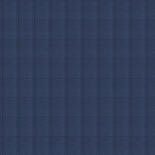Abito luxury principe di galles blu chiaro