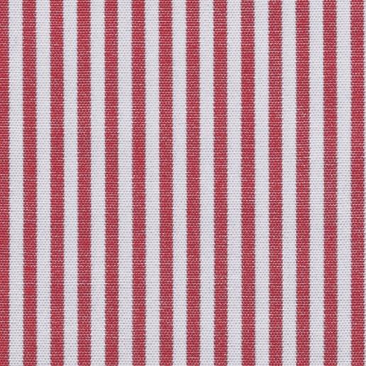 Camicia rigato rosso
