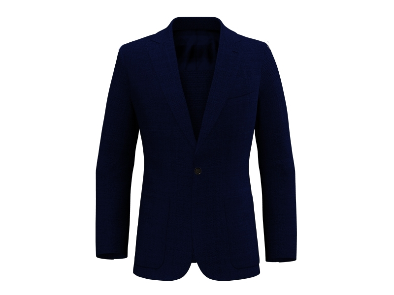 Abito travel suit 3.0 blu navy