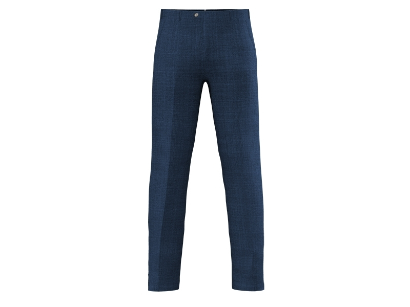 Pantalone premium  Blu petrolio