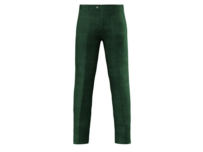 Pantalone premium verde