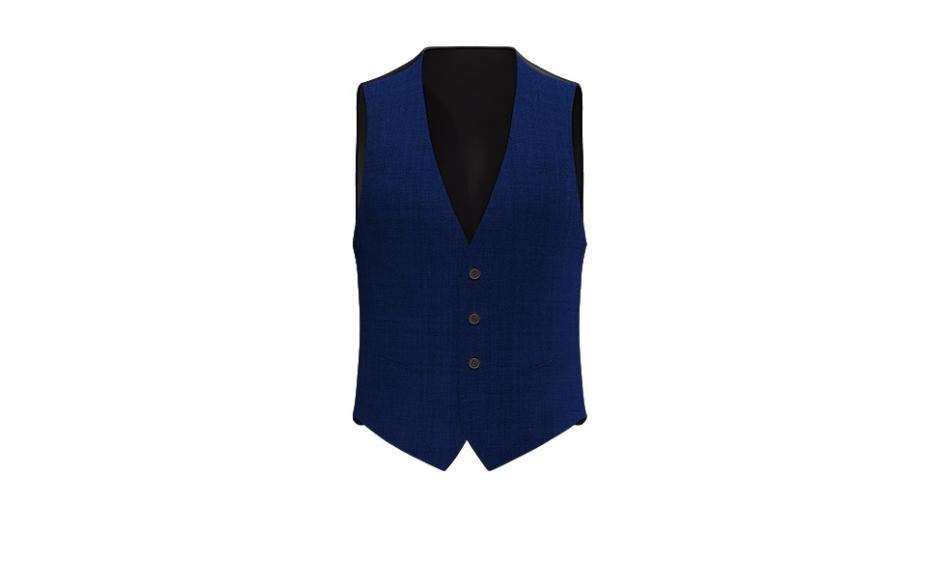 Gilet Premium Blu brillante