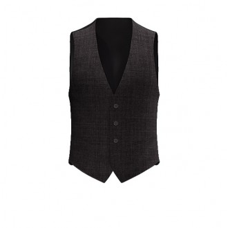 Gilet travel suit 3.0 grigio medio