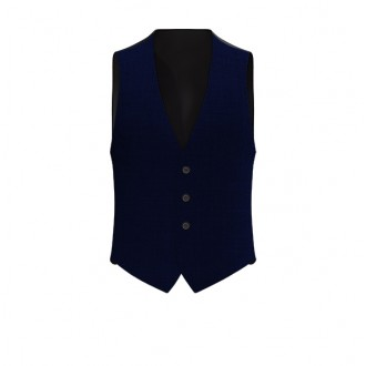 Gilet travel suit 3.0 blu navy