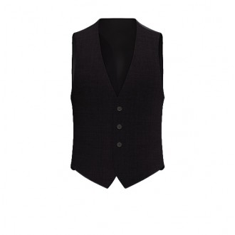 Gilet Luxury Grigio scuro
