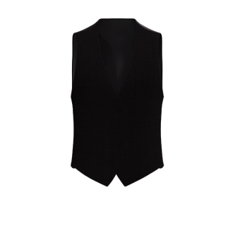 Gilet Luxury Nero